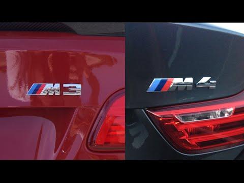 F82 M4 (Jb4) vs E92 M3 1/4 Mile (HD)