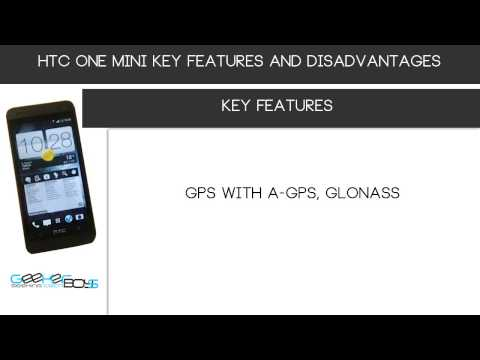 HTC One Mini Features And Disadvantages