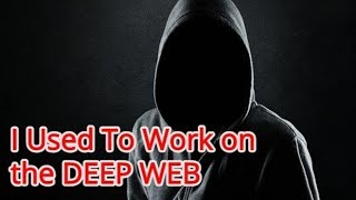 He Reveals EVERYTHING about the DEEP WEB. Shocking Interview.