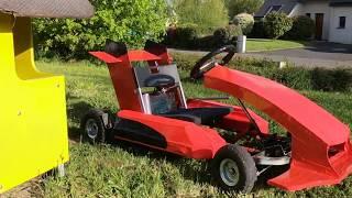 fabriquer un go kart électrique pas chers