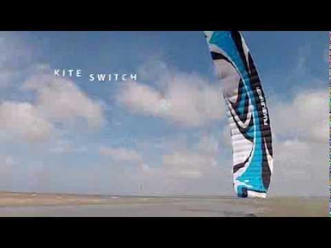 Kite Switch with flysurfer