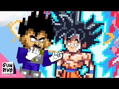 The reason why Vegeta will NEVER surpass Goku (parody)
