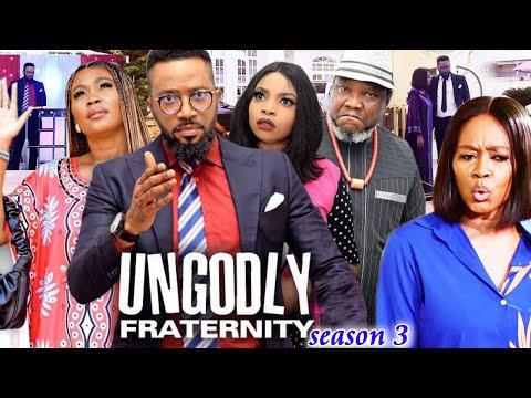 UNGODLY FRATERNITY SEASON 3-(Trending New Movie)Fredrick Leonard 2021 Latest Nigerian Movie Full HD