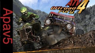 ATV Offroad Fury 4 | Review/ Let's Play