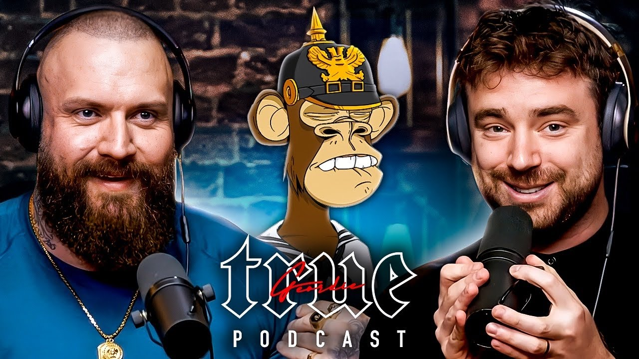 The PROBLEM With NFTs | True Geordie Podcast #145