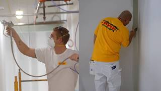 Commercial Painting Office Interior by CertaPro Painters®