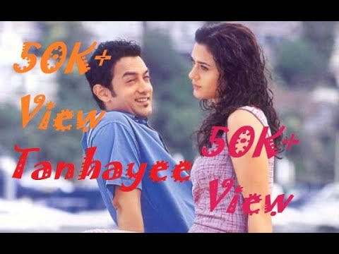 Tanhayee Full Video Song Dil Chahta Hai 2001AsliHD1080pFull Song BluRay Songs