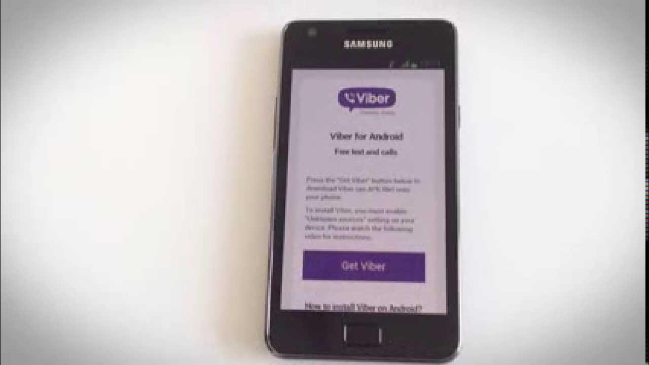 viber gratuit pour mobile alcatel