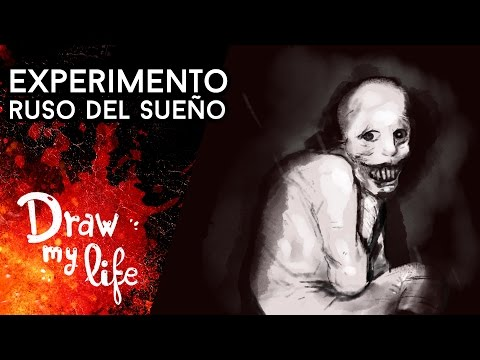 Experimento Ruso del Sueño - Creepy Draw