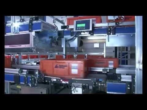 Hoffmann Group Logistic Center - YouTube