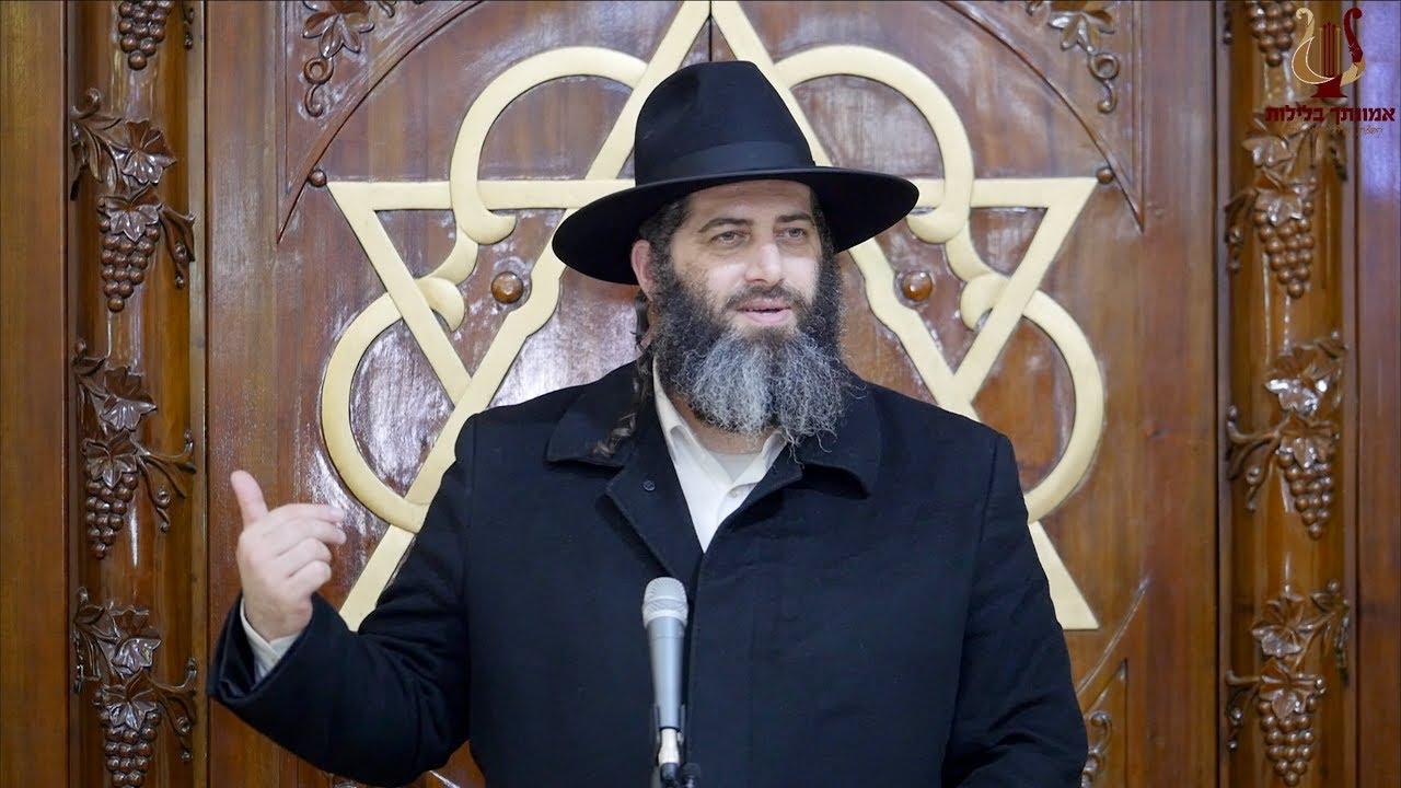 הרב רונן שאולוב - מה הבין ריש לקיש בנהר הירדן שגרם לו לא לחשוב פעמיים ולשוב לדרך השם !!?