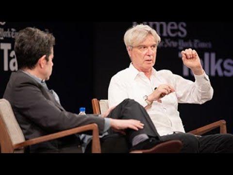 TimesTalks: David Byrne