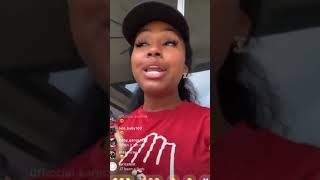 City Girls Yung Miami goes off on The Shade Room and Fans after audio of Jt allegedly dissing Cardi