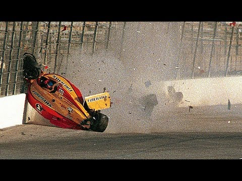Top 5 Indycar Crashes At Texas Motor Speedway