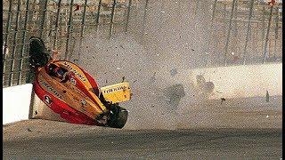 Top 5 Indycar Crashes At Texas Motor Speedway