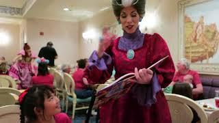 Lady Tremaine 'Fixing' Hannah's Disney Character Dictionary