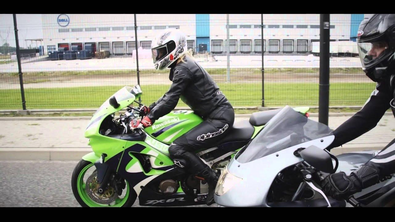 Zaproszenie Motocyklistów Na ślub Sara I Rafał 11102013 Youtube
