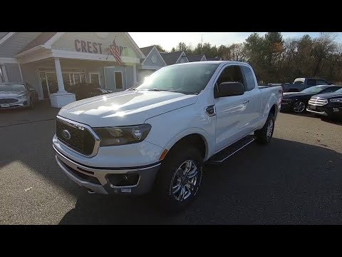 2019 Ford Ranger Niantic, New London, Old Saybrook, Norwich, Middletown, CT 19R220