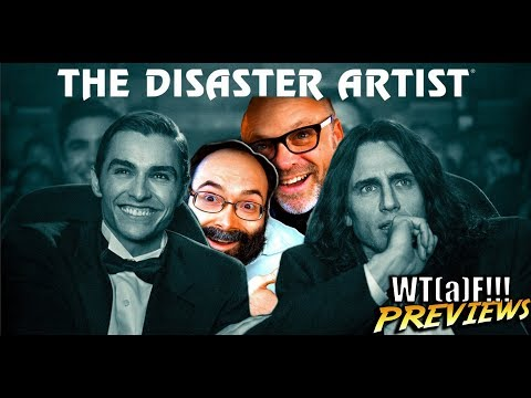 The Disaster Artist Trailer Reaction, The Room Preview