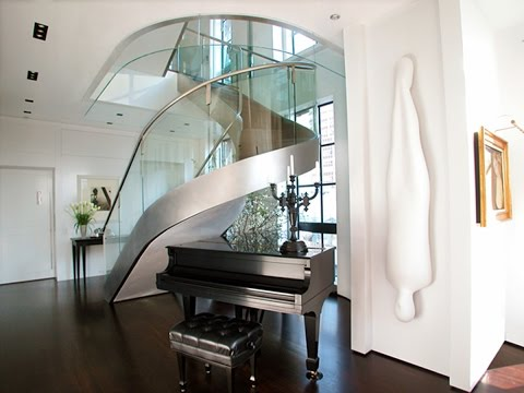 Spiral Staircase Design For Small E Homes