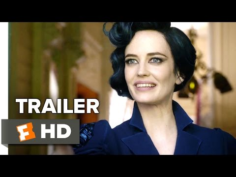 Thumbnail: Miss Peregrine's Home for Peculiar Children Official Trailer #1 (2016) - Eva Green Movie HD