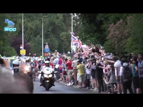 2014 Tour De France  @ Gt Shelford: CB to LDN Stage 3