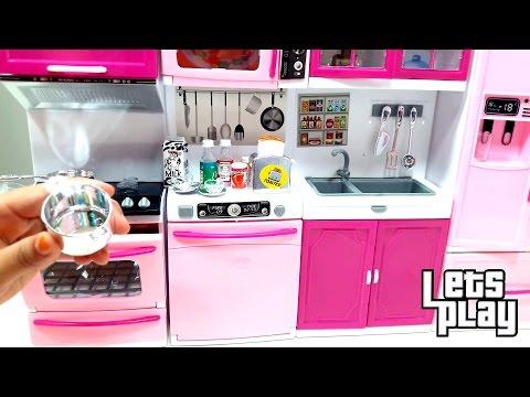 Mainan Anak Modern Kitchen Set Mainan Dapur Dapuran Keren Let S Play Jessica Youtube