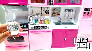 Mainan Anak Modern Kitchen Set 💖 Mainan Dapur Dapuran Keren 💖 Let's Play Jessica