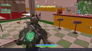 Guy Answers Real Door After Hearing The FORTNITE Doorbell In-Game