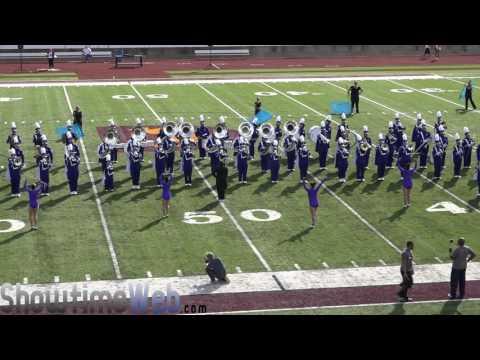 Dallas Sunset Marching Band - 2016 Dallas ISD BOTB