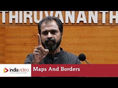 Lecture Series in Malayalam – Keralam: Maps and Borders by Dr. P.K. Rajasekharan (Lecture I)