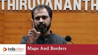 Repeat youtube video Keralam: Maps and Borders By Dr. P.K. Rajasekharan (Lecture I) | India Video