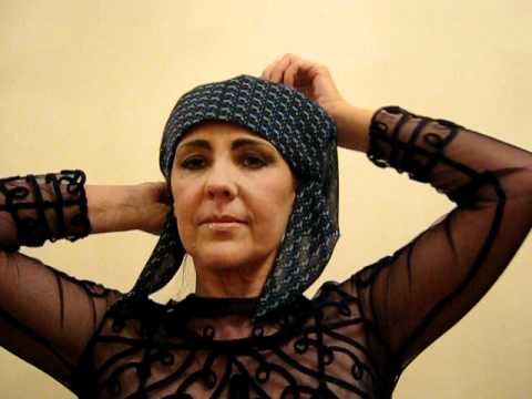 How To Tie A Headscarf Bandanas Chemo Cancer Hairloss