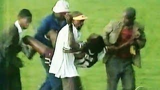 Молния УБИЛА 11 ФУТБОЛИСТОВ в Африке во время матча? [ВООБЩЕ-ТО НЕТ]