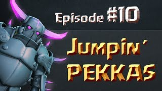 #10 - Clash Of Clans - Jumpin' Pekkas (Full Pekka + sorts de saut)