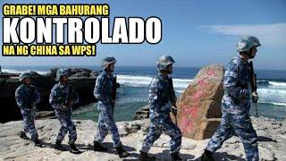 NAKU PO! Ganito Na Kadami Ang Naagaw Ng China Sa West Philippine Sea!   sirlester