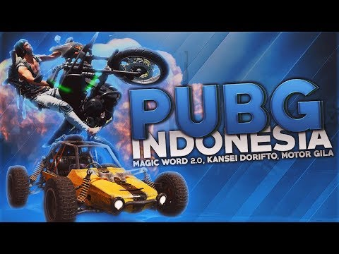 download PUBG Indonesia - Magic Word 2.0, Kansei Dorifto, Motor Gila