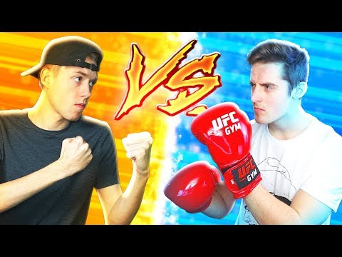 DENIS vs SKETCH BOXING MATCH