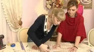 видео Как из кусочков меха сшить жилетку