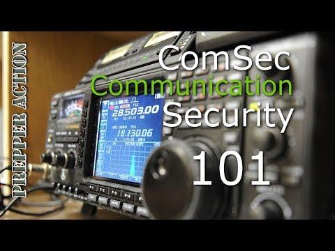 ComSec Communication Security 101