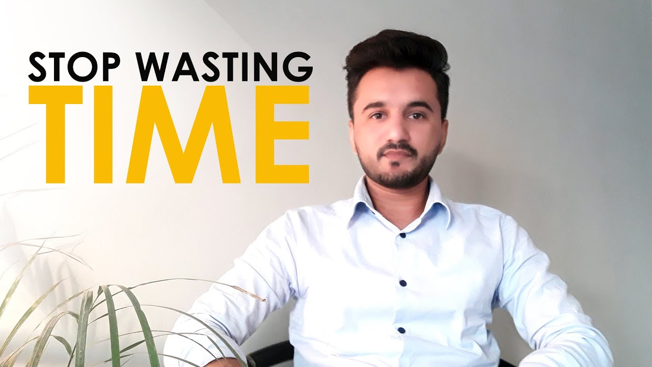 Download STOP WASTING TIME: Motivational video for Success in Urdu/Hindi | Mannan Arshad