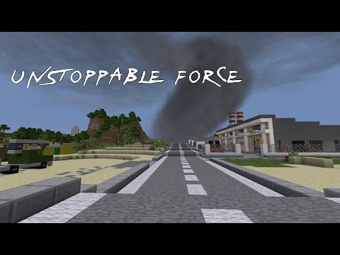 Storm Chronicles 2 - Unstoppable Force (Minecraft Tornado Movie)