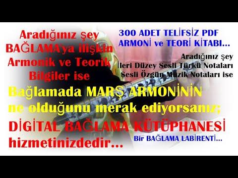 BAĞLAMA DERSLERİ İD 013 VIVALDI'S WINTER - VİVALDİ KIŞ