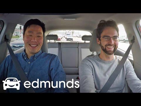 2017 Chevrolet Bolt: Acceleration and Interior | First Impression | Edmunds