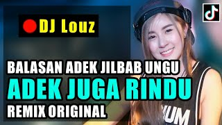 Top Hits -  Dj Ade Juga Rindu Lagu Tik Tok Terbaru
