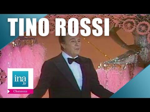 "Tino Rossi ""Paris voici Paris"" (live officiel) | Archive INA"