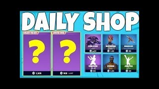Fortnite Daily Item Shop July 5 NEW ITEMS & FEATURES Skin Reset RED KNIGHT HYPE!