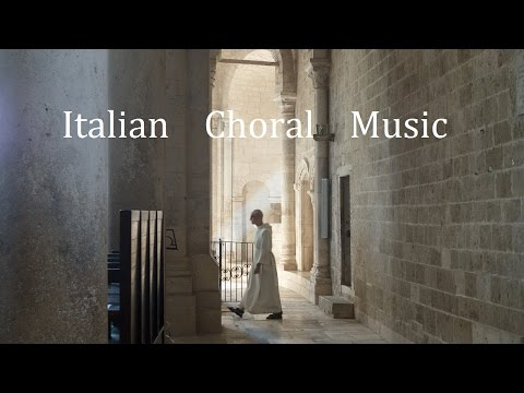 Choral Music Collection - Italian Classical Songs(コラール曲集 - イタリア)