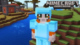 Minecraft: Pocket Edition - No Way! - No Home Challenge