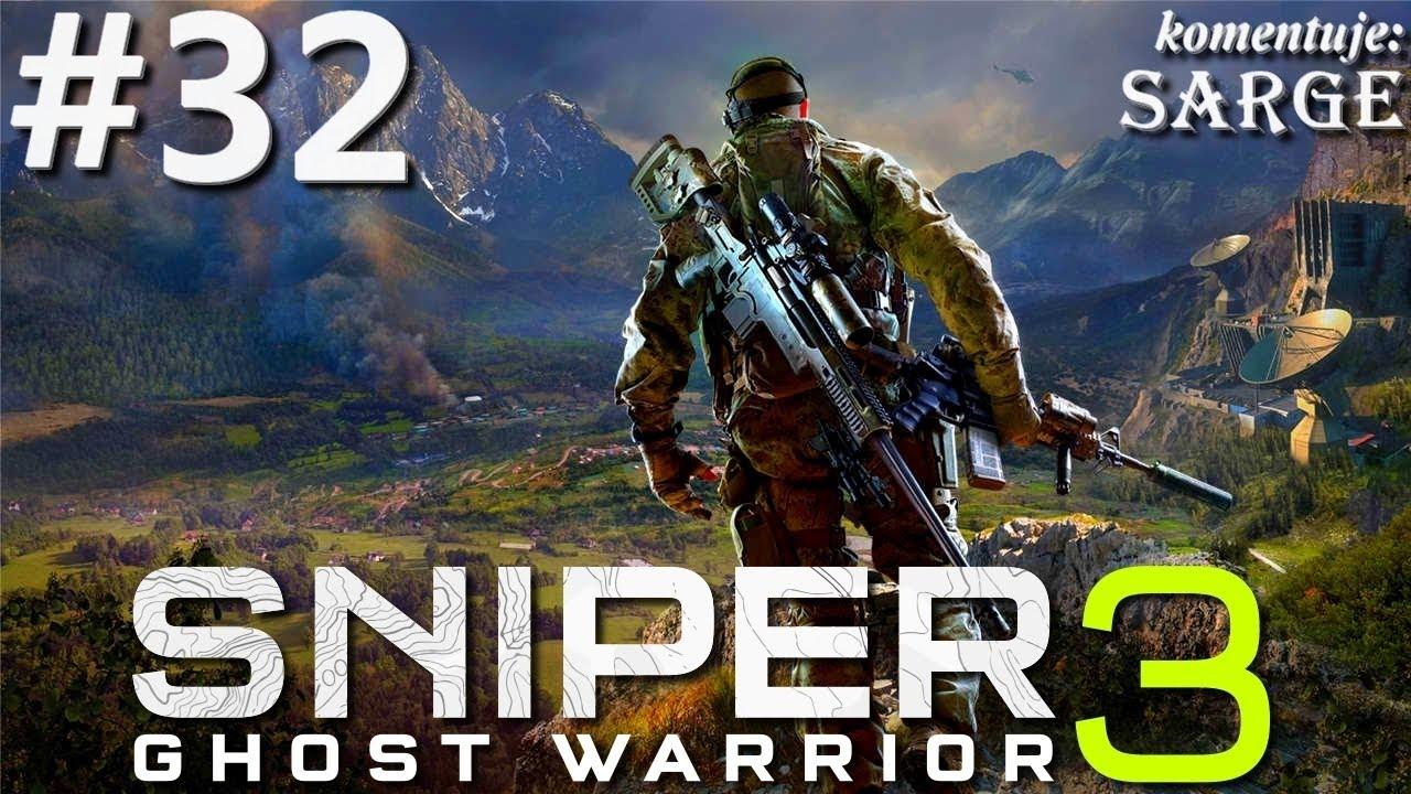 Zagrajmy w Sniper: Ghost Warrior 3 [60 fps] odc. 32 – Eliminacja Davita w hotelu Horizon